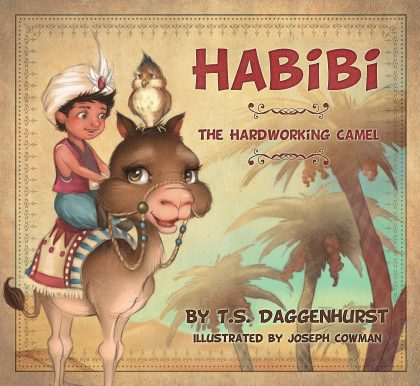 Habibi, book cover front