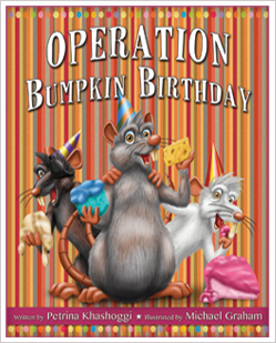 Operation Bumpkin Birthday book cover