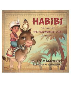 Habibi: The Hardworking Camel book cover