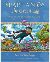 Spartan and The Green Egg Book 2:The Reefs of Mindoro Island