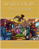 Spartan and the Green Egg: Adventure at wadi Allaqi Cover