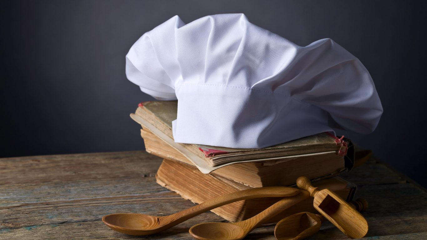 Five Most Recognized Cookbooks of All Time