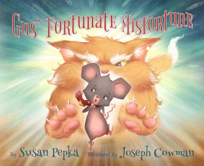 Gus' Fortunate Misfortune Book Cover Front